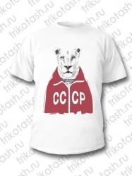 Футболка мужская СССР