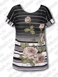 Блуза Роза вискоза