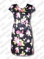 Платье ткань 3D