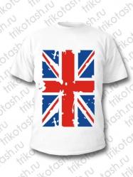 Футболка мужская Британский флаг