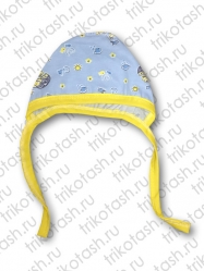 Чепчик для новорожденных МД