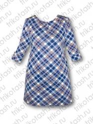Платье Молодежное с карманами