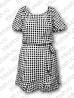 Платье Кантри