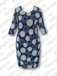Платье теплая вискоза классика