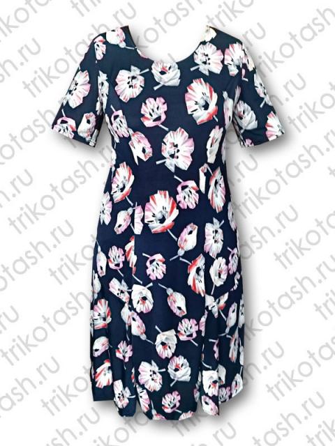 Платье Годе вискоза