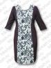 Платье Рельеф