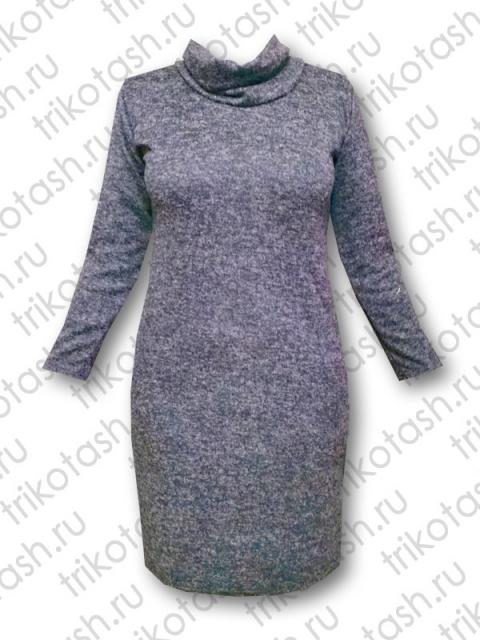 Платье ангора Хомут